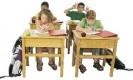 ADHD בעיות ריכוז קשב היפראקטיביות. מקור: ויקיפדיה ברשיון חופשי USCDC