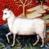 מזל טלה. מקור: ויקיפדיה ברשיון שימוש חופשי PD. איור מתוך: medieval book of astrology