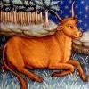 מזל שור. מקור: ויקיפדיה ברשיון שימוש חופשי PD. איור מתוך: medieval book of astrology
