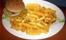 מזון מהיר- פאסט פוד. מקור: ויקיפדיה ברשיון שימוש חופשי Public Domain . צילום : Mode7